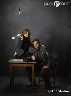 Castle et Beckett font monter la température pour la saison 5 !