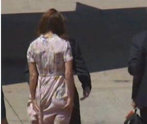 Kate Middleton a évité de nous montrer ses fesses !
