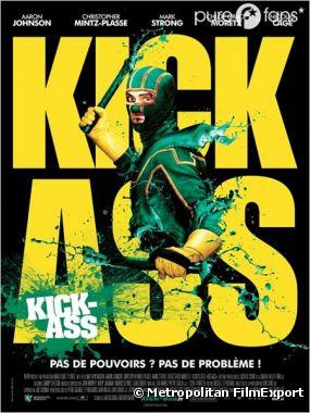Kick Ass 2 sortira le 17 Juillet 2013 au cinéma
