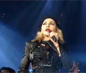 """Madonna qualifie Obama de """"musulman noir"""""""