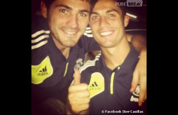 Cristiano Ronaldo et Iker Casillas réconciliés ?
