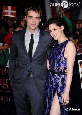 Robert Pattinson et Kristen Stewart s'offrent du repos !