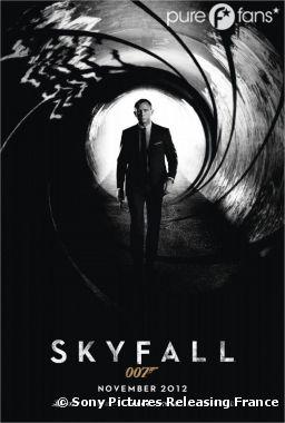 Skyfall débarquera en France le 26 Octobre prochain