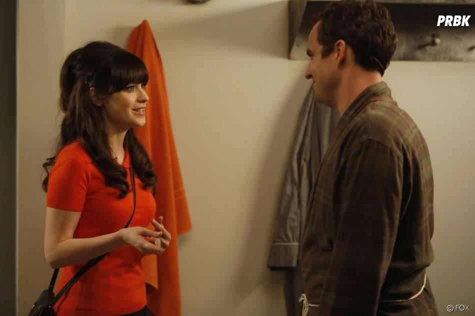 Un rapprochement pour Jess et Nick dans New Girl ,