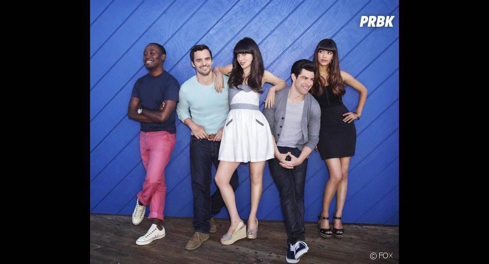 New Girl saison 2 continue tous les mardis aux US sur FOX