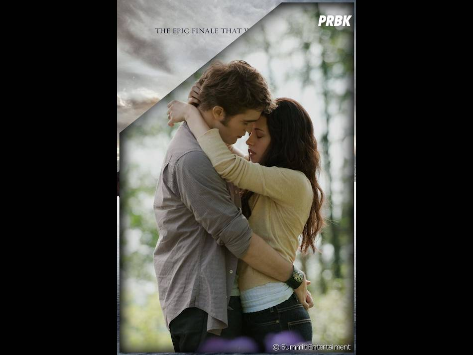 Edward et Bella dans Twilight 3