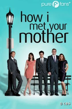 How I Met Your Mother diffuse actuellement sa saison 8