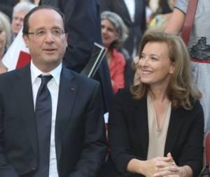 Depuis l'élection de François Hollande, la cote de Valérie Trierweiler est en chute libre