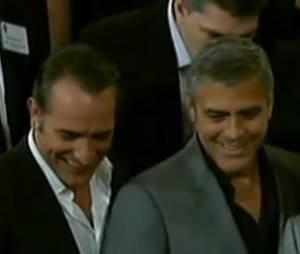George et Jean sont désormais potes et devraient faire un film ensemble