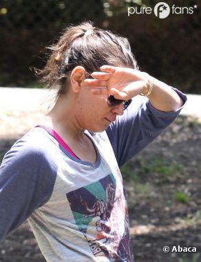 Mila Kunis sans maquillage et en plein sport, ça peut faire peur