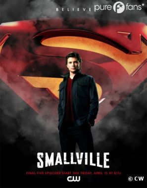 Smallville débarque en DVD