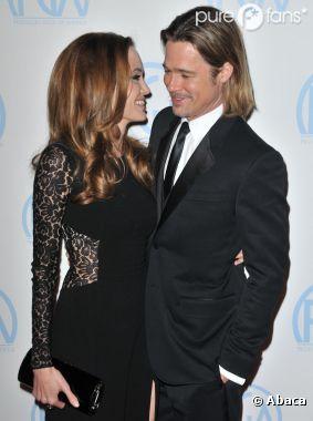 Brad Pitt est fière de sa bad girl !