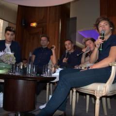 One Direction à Paris : une conférence de presse cool et canon ! (PHOTOS)