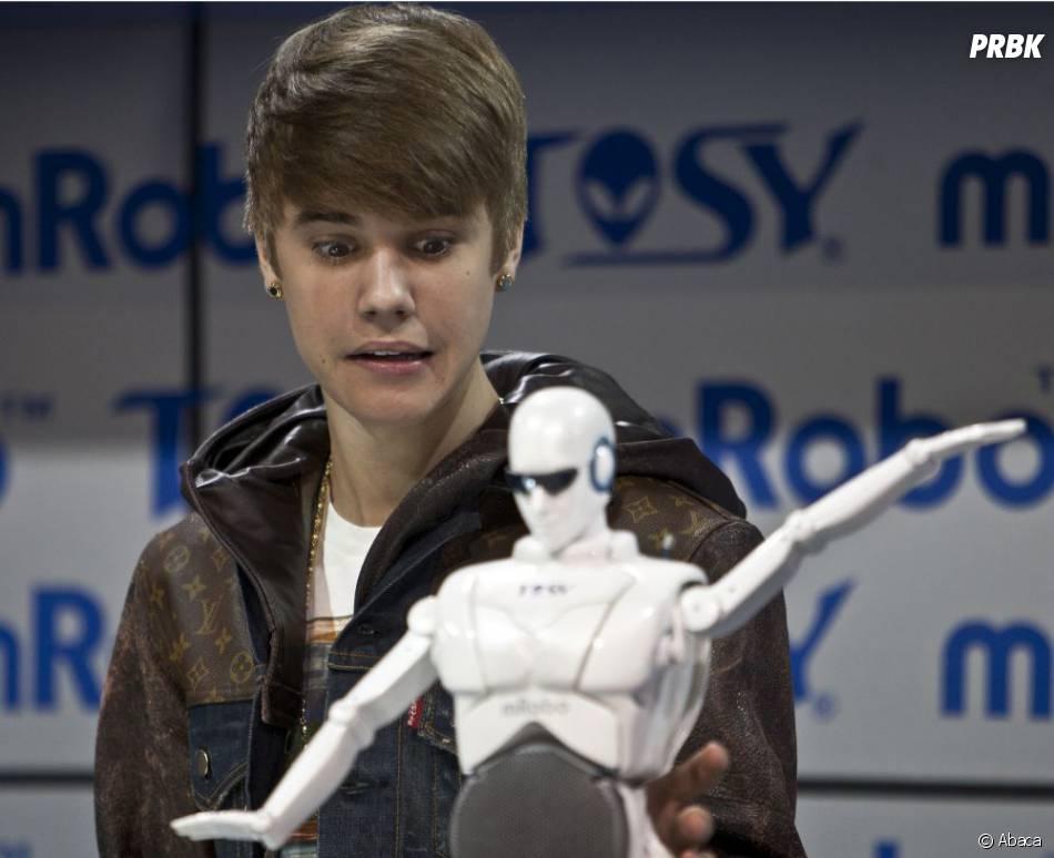 Justin Bieber a bien dû flipper !