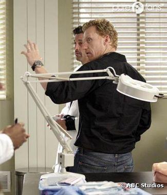 Kevin McKidd réalise l'épisode 4 de la saison 9 de Grey's Anatomy