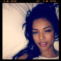 Karrueche Tran : une twitpic provoc pour faire craquer Chris Brown ? (PHOTO)