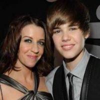 Justin Bieber jaloux du (célèbre) copain de sa mère ?