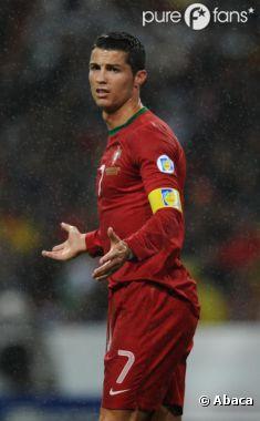 Cristiano Ronaldo n'a pas fêté sa 100e sélection comme il se doit !