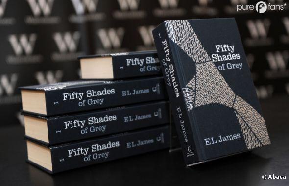 Fifty Shades of Grey est aussi un succès en France !