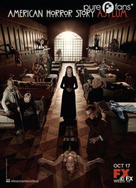 La saison d'American Horror Story diffuse actuellement sa saison 2