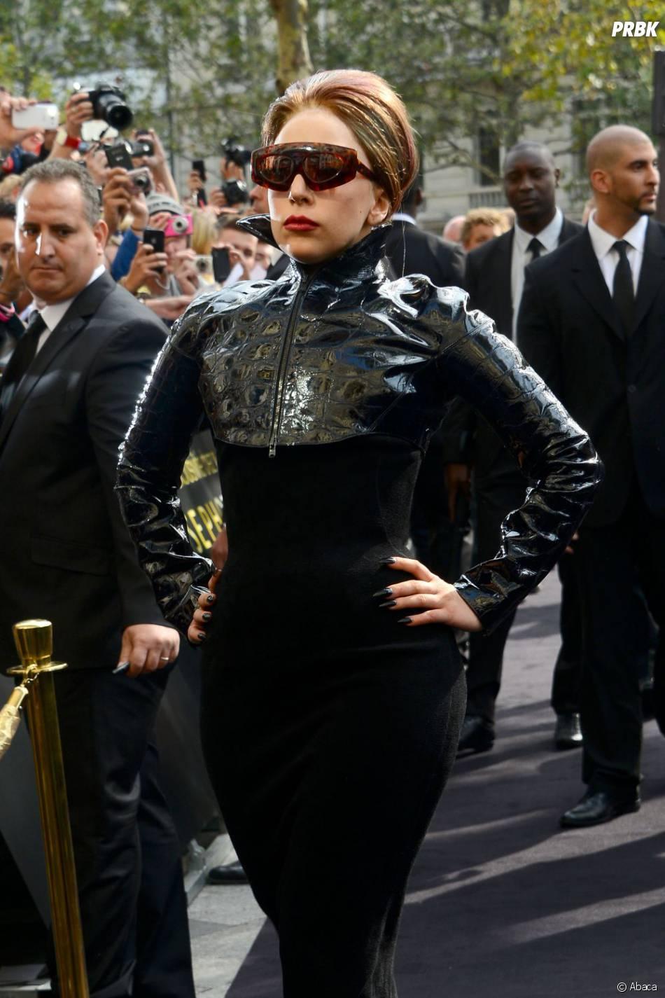 Lady Gaga sortira bientôt sa propre marque d'eau
