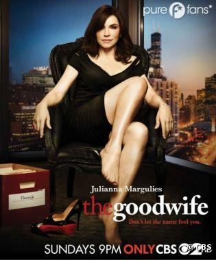 La série The Good Wife va recevoir de prestigieux acteurs