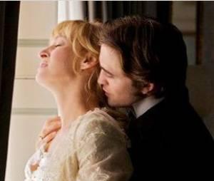 Robert Pattinson a séduit Uma Thurman