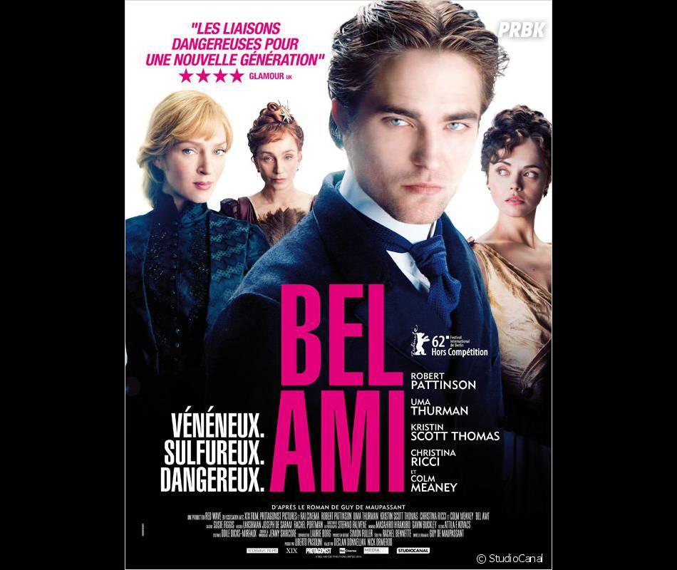 Bel Ami , en DVD le 6 novembre !