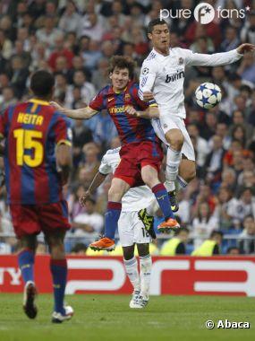 Cristiano Ronaldo VS Lionel Messi : Le milieu du Réal Madrid toujours plus fort que l'Argentin... Sur Twitter