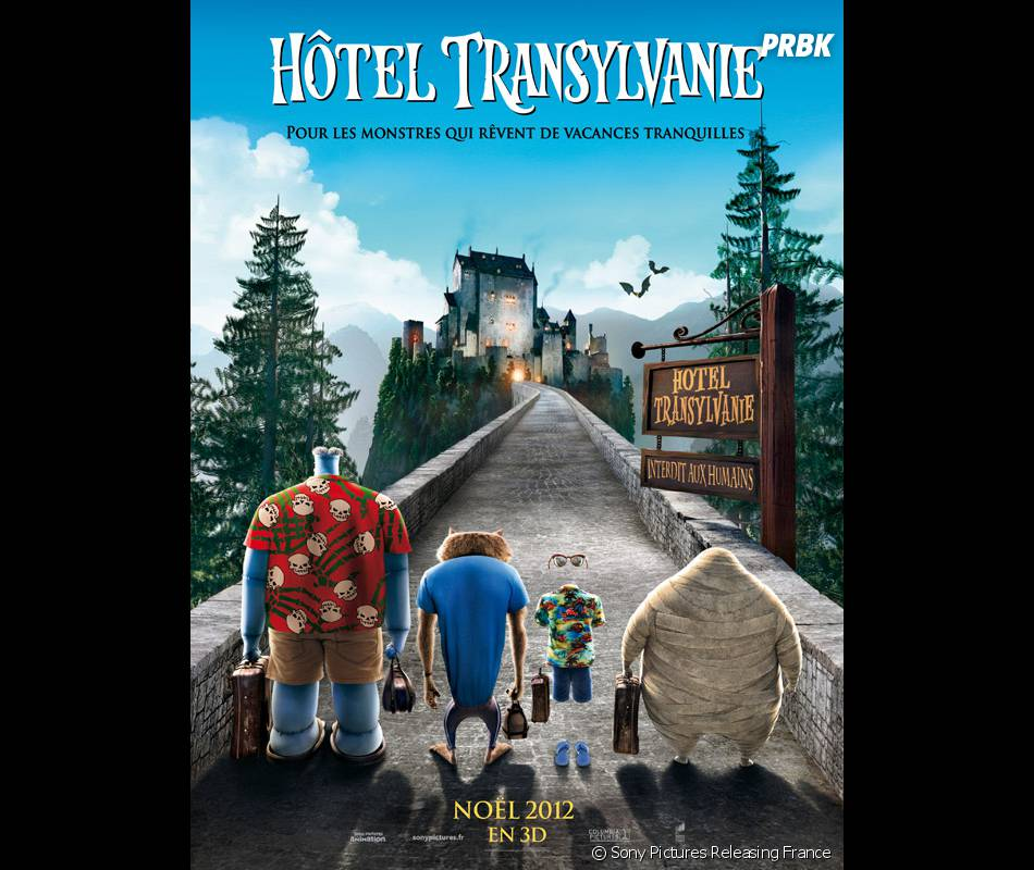 Hotel Transylvanie remonte au classement du box-office !