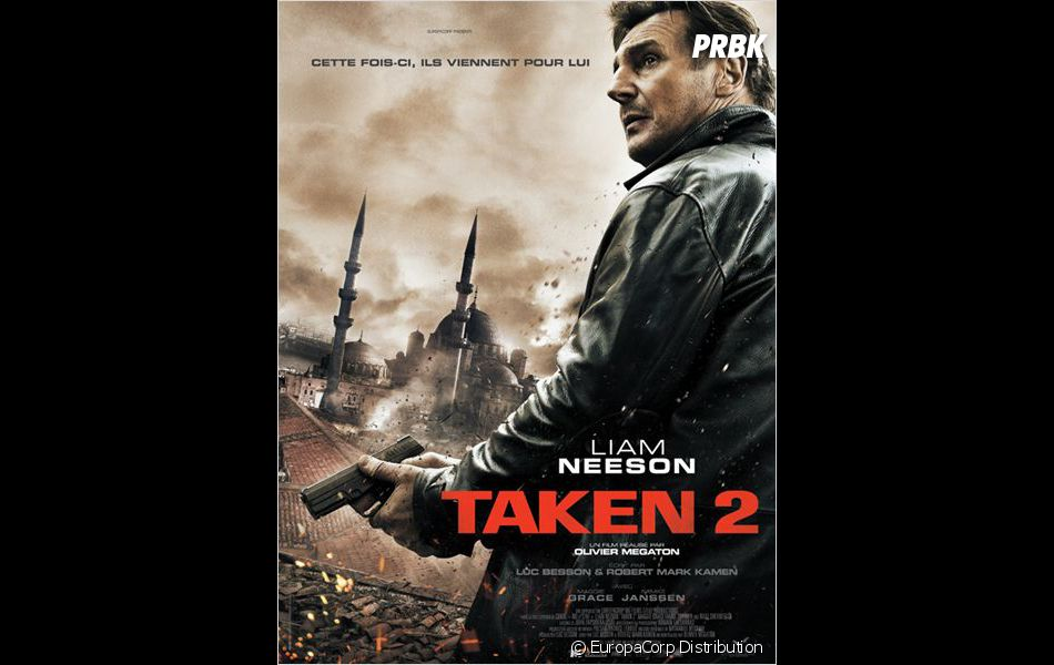 Taken 2 toujours présent au box-office US