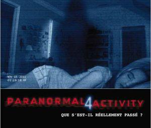 Paranormal Activity 4 toujous dans le top 5 !