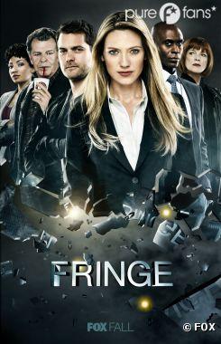 La saison 5 de Fringe est diffusée tous les vendredis soir