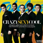The Wanted : canons en costumes pour une nouvelle couv' hot ! (PHOTO)