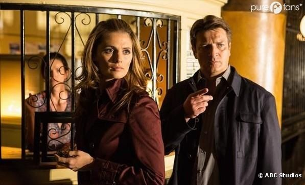 Castle et Beckett à la mode The Office dans l'épisode 7 de la saison 5