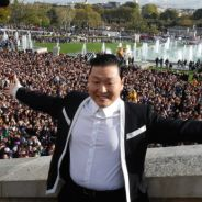 PSY : son flash-mob de Gangnam Style enflamme le Trocadéro ! (PHOTOS)