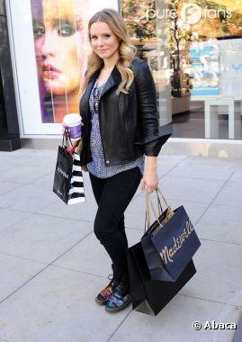 Kristen Bell attend un heureux évènement !