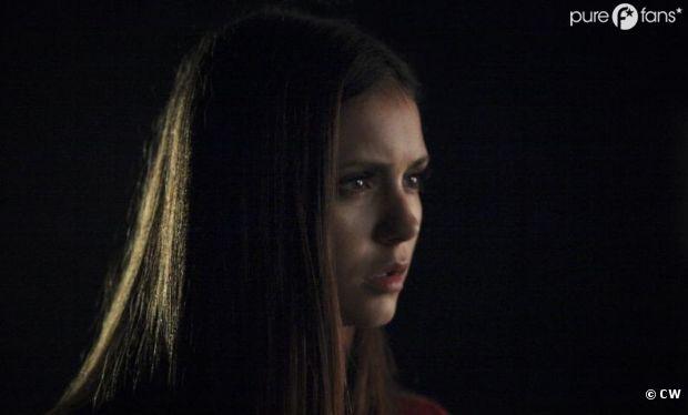 Des hallucinations vraiment flippantes pour Elena dans Vampire Diaries