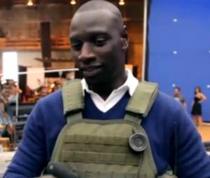Omar Sy est en mode confession dans le making-of !