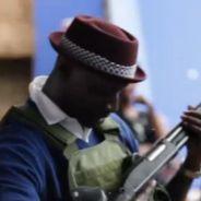 Call Of Duty : Black Ops 2 - Omar Sy en mode fan dans le making-of (VIDEO)