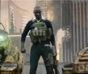 Omar Sy avait fait sensation dans la pub de Call Of Duty : Black Ops 2 !