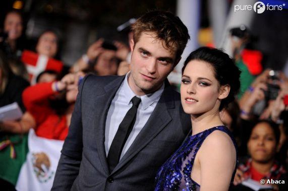 Robert Pattinson et Kristen Stewart, aussi discrets l'un que l'autre