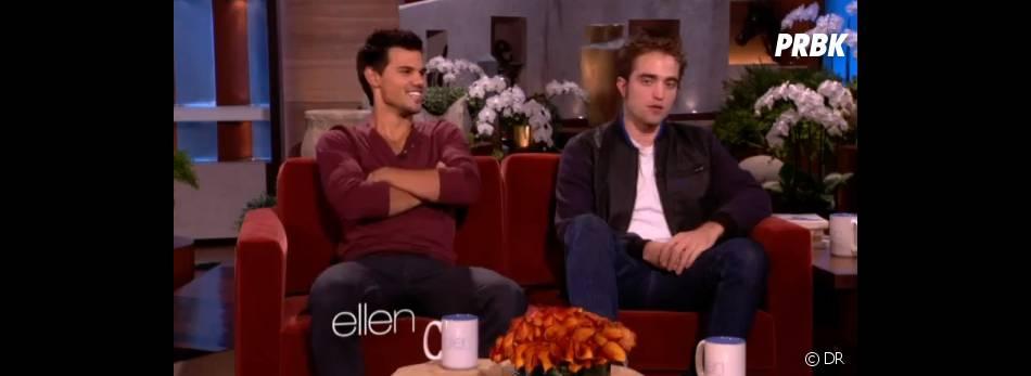Robert Pattinson et Taylor Lautner vont bien ensemble non ?