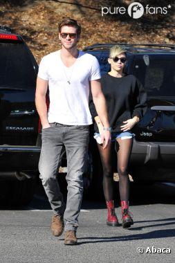 Miley Cyrus et Liam Hemsworth s'affichent ensemble pour faire taire les rumeurs