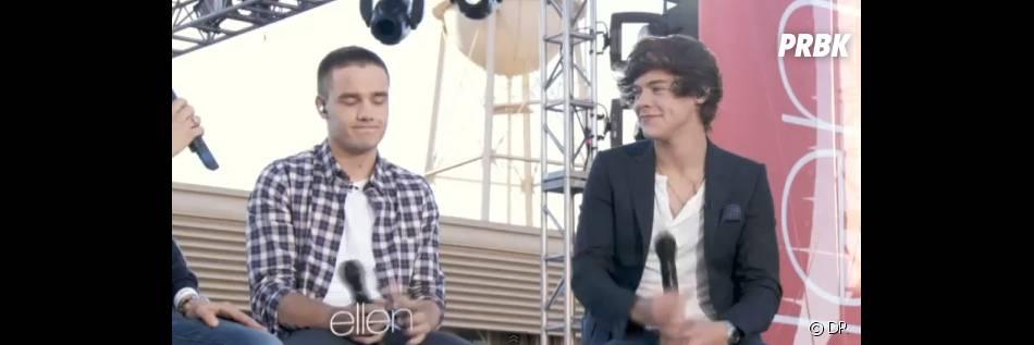 Harry Styles veut une nana comme Ellen Degeneres !