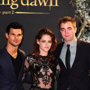Twilight 5 : Taylor Lautner, Kristen Stewart et le casting trop classes à Londres ! (PHOTOS)