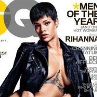 Rihanna : Un tatouage sur le visage ? Euh...
