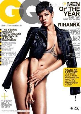 Rihanna : Elle abandonne l'idée de se faire tatouer le visage