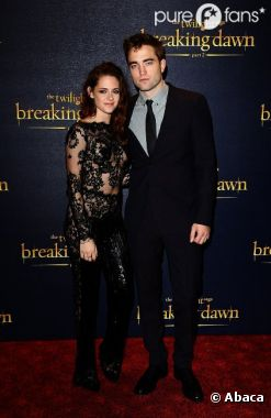 Kristen Stewart, enfin câline avec Robert Pattinson