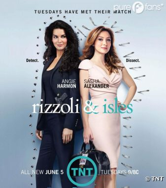 Rizzoli & Isles fait son retour sur TNT aux US !